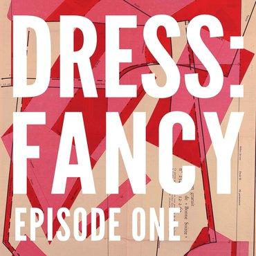 Dress: Fancy artwork