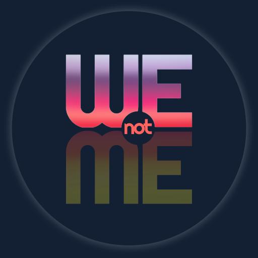 We Not Me artwork